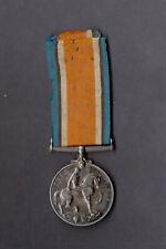 WW1 - British War Medal - Gunner in Royal Artillery
