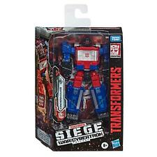 Transformers War for Cybertron: Siege Deluxe Class CROSSHAIRS Figure by Hasbro