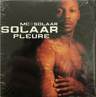 MC SOLAAR : SOLAAR PLEURE - [ CD SINGLE ]