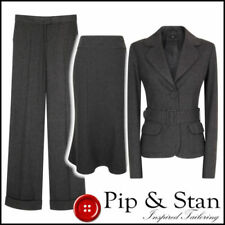 Grey Trousers Women's 12 Trouser/Skirt Suits & Suit Separates