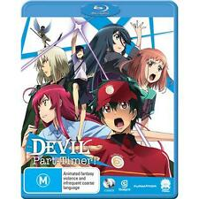 Devil Is A Part Timer - Complete Series - 2 Bluray RB Anime