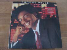Eugene Wilde - Original Vinyl LP (1983), FREE P&P