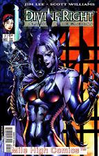 DIVINE RIGHT (1997 Series)  (IMAGE) #7 Very Fine Comics Book