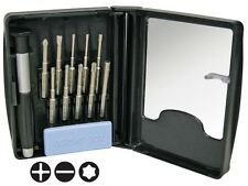 Velleman VTBT13 10-IN-1 CR-V Chrome-Vanadium. MINI PRECISION SCREWDRIVER SET