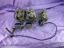 Yamaha Excel 4 Four Barrel Carburetor 3 Three Carb Assembly W/ Linkage
