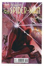 Marvel Amazing Spider-Man #1 (2014) Alex Ross Color Variant 1:75