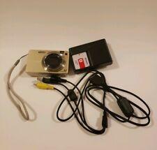 Sony Cybershot DSC-W150 8.1 MP 5x Optical Zoom Carl Zeiss Lens Digital Camera
