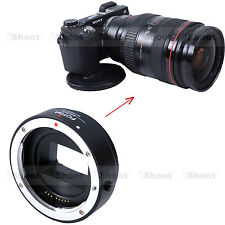 Electronic Adapter Ring AF fr Canon EF EF-S Lens Sony Camera a6300 a7 a7II NEX-7