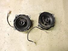 95 BMW K75 K 75 RT K75RT front speakers right left set