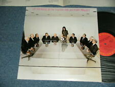 JOE PERRY AEROSMITH Japan 1980 25AP-1855 NM LP LET THE MUSIC DO