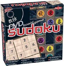 Jeu de société Sudoku - DVD Board Game - Tactic - Neuf, encore emballé !