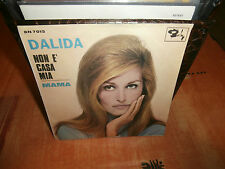 "dalida""non e' casa mia""single7""or.italien:barclay:45bn7013.chante en italien"
