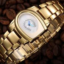 Swarovski Gold Plated Case Adult Watches
