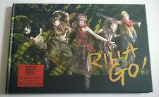 DGNA 3rd Single Album Rilla Go! Korean Press CD DaeGukNamA K-POP