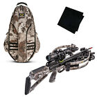 TENPOINT Siege RS410 Veil Alpine Crossbow Package + Bowpack and Cleaning Cloth