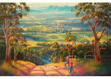 Landscapes Cardboard 1000 - 1999 Pieces Puzzles