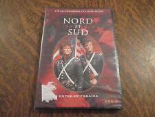 dvd nord et sud dvd 8 enfer et paradis