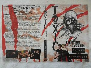 Carl Coopers TOXIC Fighting System CHOKES & STRANGLES Self Defence Krav Maga DVD