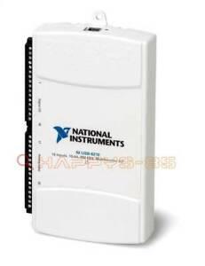 1PCS NEW NI USB-6210 DAQ 779675-01 acquisition card