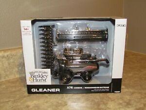 Ertl 1/64 Black Chrome Gleaner A76 Combine Farm Toy Chaser