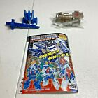 2002 Takara MicroMaster Transformers G-1 G-Go For Sixliner Train Combiner