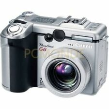 Canon PowerShot G6 7.1MP fotocamera digitale con 4x Zoom ottico