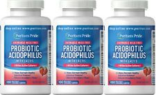 PROBIOTIC ACIDOPHILUS INTESTINAL BALANCE DIGESTION SUPPLEMENT 300 CHEWABLES