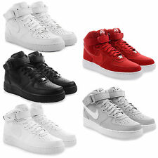 Nike Herren-High-Top Sneaker aus Echtleder