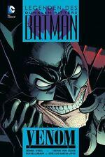BATMAN - Legenden des dunklen Ritters #4 HC VENOM deutsch lim.Variant-Hardcover