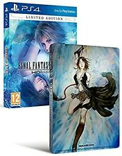 FINAL FANTASY X X-2 HD REMASTER LIMITED EDITION PS4 PlayStation 4 Video Game