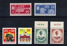 Briefmarkensammlung DDR 1959 ** und 1971 ** -  1,00 €
