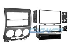 SINGLE/DOUBLE 2 DIN STEREO RADIO DVD/CD PLAYER DASH TRIM KIT INSTALLATION KIT