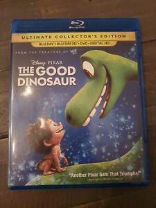 The Good Dinosaur (3D Blu-ray/Blu-ray/DVD, 2016, No Digital Copy)