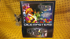 Wizkids: DC Dice Masters: War of Light Gravity Feed (90 Packs) *New in Box*
