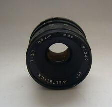 Objektiv Weltblick 55 mm  1:2,8 40 ° , -M42 guter Zustand