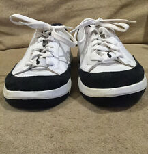 Tennis Shoes Polo Ralph Lauren Size 10B White and Black