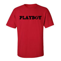 Playboy Classic, Playmate Mens Tees Graphic Funny Generic Novelty Unisex T-Shirt