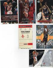 Upper Deck Houston Rockets Original Basketball Trading Cards