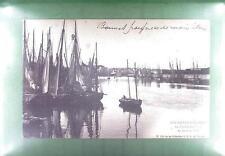 CPA France 1905 Les Sables-d'Olonne Schiffe Ship Boat Sail Nave Marine Port s125