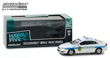 GreenLight 1/43 Hawaii Five-0 2010 Chevrolet Impala - Honolulu Police 86518