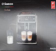Saeco Xelsis SM7580/00 Kaffeevollautomat (LED Display, Pianoschwarz *NEU+OVP*