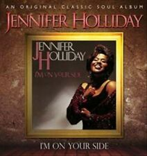 JENNIFER HOLLIDAY (SINGER/ACTRESS) - I'M ON YOUR SIDE NEW CD