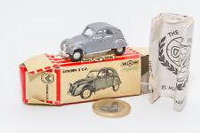 Anguplas Mini Cars Citroen 2CV No Tekno No Dinky No Marklin No Norev No JRD