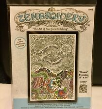 Design Works Zenbroidery Embroidery Dream DW4004