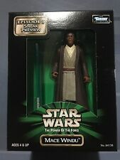 STAR WARS 1998 Preview Mail Away MANCE WINDU, POTF Action Figure, FREE SHIPPING