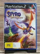 Spyro Amanecer del Dragón PLAYSTATION 2 En Caja + Instrucciones A5421