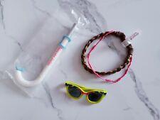American Girl Lea Lot Braided Headband Replacement Beach Snorkel +++Accessories
