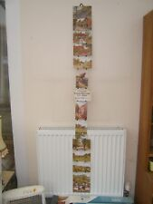 A.R.QUINTON. SET OF 12 ORIGINAL ADVERTISING CARDS etc.  These were on display