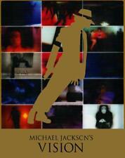 MICHAEL JACKSON'S VISION NEW DVD