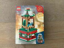 2018 IN STOCK Ed. - MISB Ltd LEGO 40293 SEASONAL GIOSTRA CHRISTMAS CAROUSEL